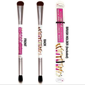 """The balm brush """"give me crease a chance"""""""